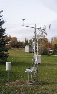 Photo of Mendon Weather Station